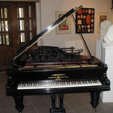Bechstein рояль черный  2 метра 1939 черный