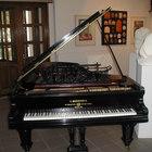 Бехштейн рояль черный  2 метра 1939 черный. в прекрасном состоянии после реставрации
