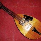 Ребек - гудок ( предшственник виолы)  мастеровой Ребек - гудок ( 1980 коричневая
