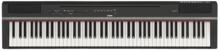 Yamaha P125B черное цифровое пианино стойка в подарок
