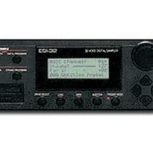E-MU ESI-32 Voice Digital Sampler