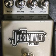 Marshall Jackhammer JH-1 овердрайв грелка дисторшн overdrive distortion