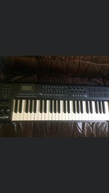 M-Audio Axiom 49 миди клавиатура