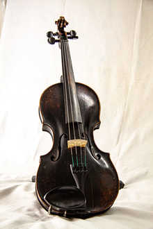Скрипка 4/4 немецкого мастера