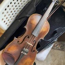 Скрипка 4/4  Темная ель
