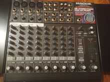 Mackie VLZ 1202-Pro.Made in USA. Soundcraft/Allen heatch/Alto/Behringer