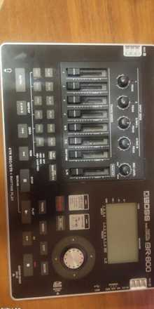 BOSS Br-800 2012 черный