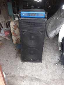 SoundKing SKFI040 2004 Черный дермантин