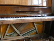 Чешское фортепиано Petrof SCHOLZE  1977 Коричневый