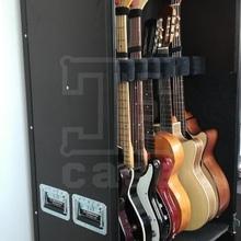 Fender Кейс для гитар Сase for 7 guitars 2020 черный