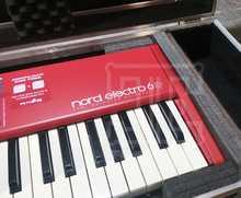 Nord Кейс для клавишных Keyboard Case Nord Electro 6D 61 2020 коричневый