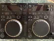 Pioneer CDJ 350  черный