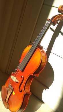 Мастеровая скрипка Скотта Цао