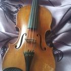 Старинная европейская скрипка