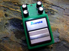 Ibanez TS9DX Turbo TubeScreamer (Japan)