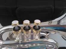 Карманная труба Bach (pocket Trumpet)