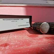 Gefell (Neumann) RFT RM 750  Чёрный