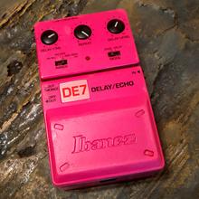 Ibanez DE7 25Th Anniversary Limited Edition (юбилейная коллекционная)
