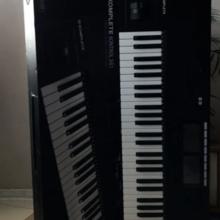 Native Instruments Komplete Kontrol s61 MK2 2019 черный