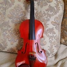 Курнаков В.И. Скрипка , целая 1989