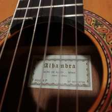 ИСПАНСКАЯ ГИТАРА марки Alhambra (Модель Консерваторская - 4P) - в отличном состоянии