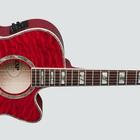 Электроакустическая гитара XTONE AC-30E QM STR.