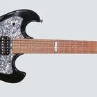 6-струнная электрогитара ESP LTD ULTRA-200  Black
