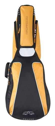 гитарный чехол утепленный для классической гитары 4/4  MADAROZZO MA-G012-C4/BO цвет Black/Orange