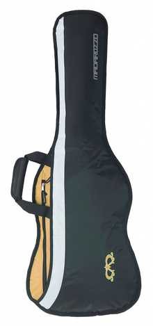 чехол  для электрогитары утепленный MADAROZZO MA-G008-EG/BO цвет Black/Orange