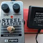 Electro harmonix Steel Leather Bass Expander