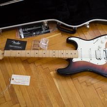 Fender American Stratocaster HSS 2004 sunburst