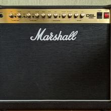 Marshall dsl 40c  Чёрный