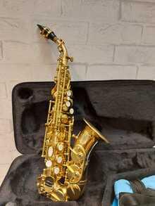 Саксофон сопрано Roy Benson SS-115