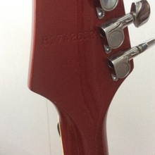 Gibson Gibson Victory  MVX 1982  1982 red
