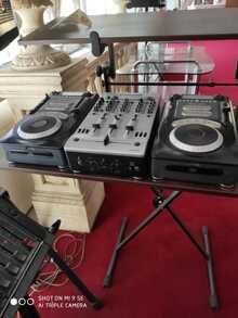 Numark MATRIX DJ 2013 черный