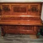 Антикварное фортепиано Carl Hintze