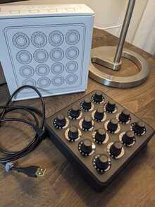 DJ Tech Tools MIDI Fighter Twister 2020 Black