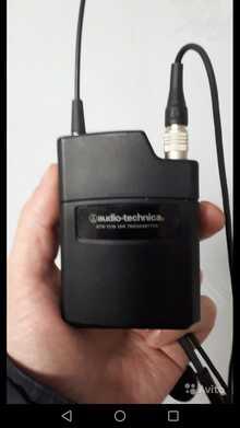 Audio-Technica ATW-2110a 2015 черный
