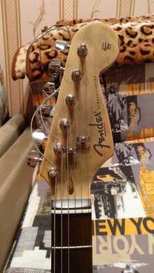 Fender Stratocaster custom shop  Pink