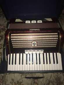 Weiltmester Модели для сольного исполнения 1960 Перламутровый красный