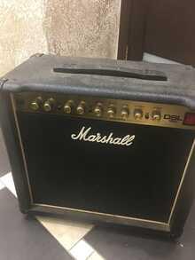 Marshall DSL 15c  Чёрный