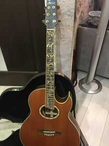 Электроакустическая гитара Ibanez