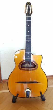 Продам Gypsy Jazz гитару