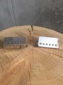 Звукосниматели хамбакер с  Fender Jaguar 1991