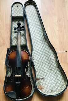 Jacobus Stainer Скрипка 1901 Коричневый
