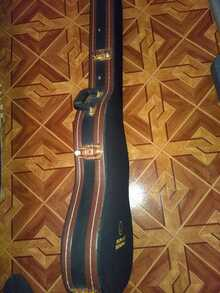 Jinbao кофр для бас гитары 2005 black