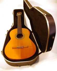 6-струнная гитара мастера Игнатенко