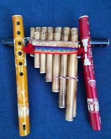 Перу Флейта 2021