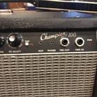 Fender Champion 100 2018 Black