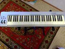 Продам midi клавиатуру M-Audio Keystation 61ES
